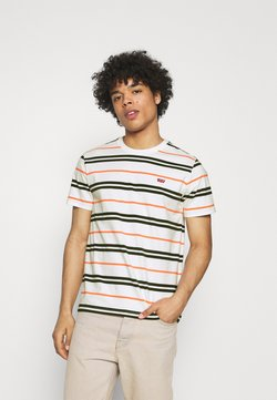 Levi's® - ORIGINAL TEE UNISEX - T-Shirt print - beach day marshmallow
