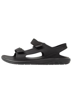 Crocs - SWIFTWATER EXPEDITION - Riemensandalette - black