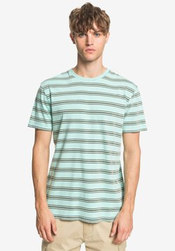 Quiksilver - CAPITOA  - T-Shirt print - green