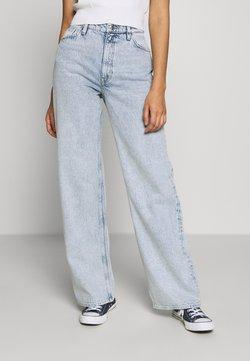 Monki - YOKO - Relaxed fit jeans - blue dusty light