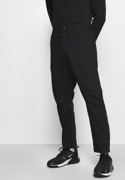 Nike Golf - NOVELTY PANT - Kangashousut - black