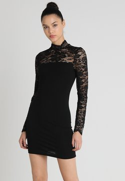 Vero Moda - VMWILDE BODYCON DRESS - Etuikjoler - black