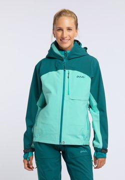PYUA - GORGE - Ski jas - light blue