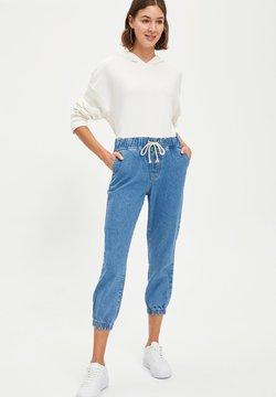 DeFacto - Jeans baggy - blue