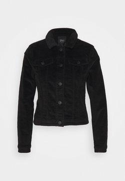 ONLY - ONLTOUCH UP GLOBAL LIFE JACKET - Summer jacket - black