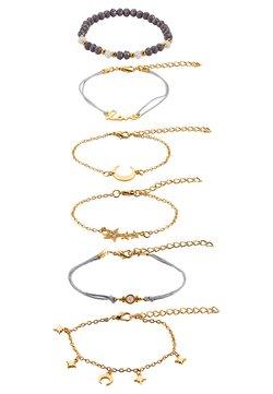 Heideman - 6 PacK - Bracelet - gold-coloured