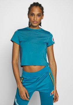 Ellesse - HEPBURN - T-Shirt print - blue