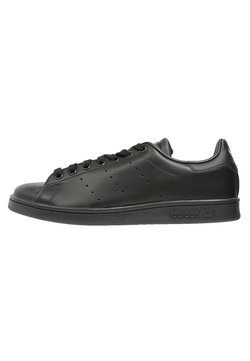 adidas Originals - STAN SMITH - Baskets basses - black