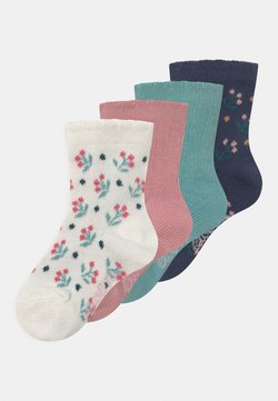 Ewers - LIGHT FLORALS 4 PACK - Calcetines - multi-coloured
