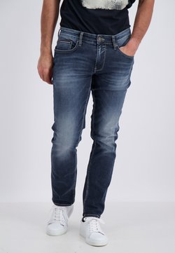 Jack´s Sportswear - Straight leg jeans - denim blues