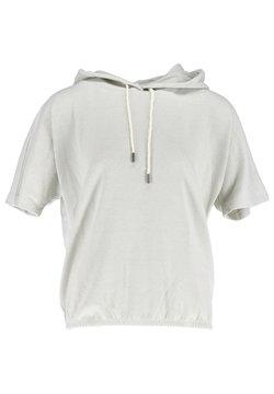 Opus - GULVAS - T-Shirt print - hell grün  weiß