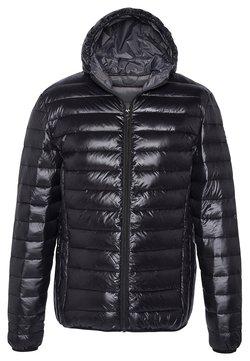 Schott - DOUDOUNE  - Winterjacke - shiny black