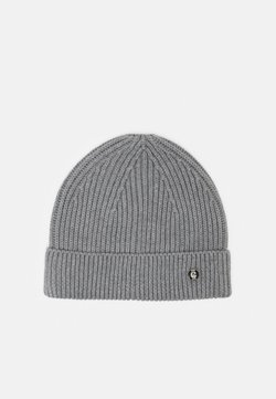 CLOSED - UNISEX - Beanie - light grey melange