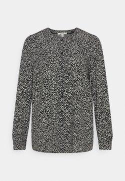Esprit - BLOUSES FLUID  - Bluse - black