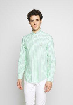 Polo Ralph Lauren - OXFORD - Hemd - green/white
