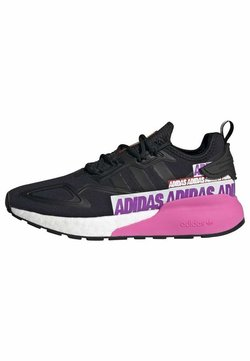 adidas Originals - ZX 2K BOOST SHOES - Trainings-/Fitnessschuh - black