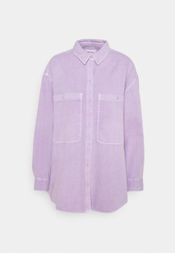 Monki - ALLISON - Camicia - lilac purple light