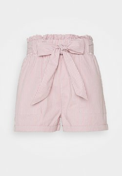 ONLY - ONLSMILLA BELT - Shorts - ash rose