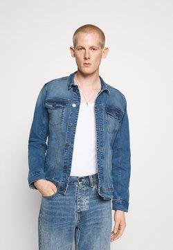 Blend - Veste en jean - denim middle blue