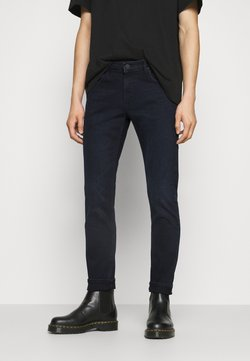 Lee - LUKE - Slim fit jeans - dark porter