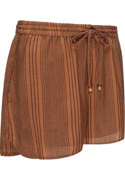 Ragwear - HOTIES - Shorts - cinnamon