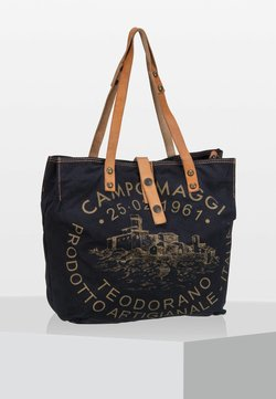 Campomaggi - TEODORANO - Shopping Bag - black