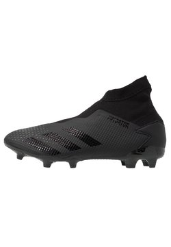 adidas Performance - PREDATOR 20.3 LL FG - Fußballschuh Nocken - core black/dough solid grey