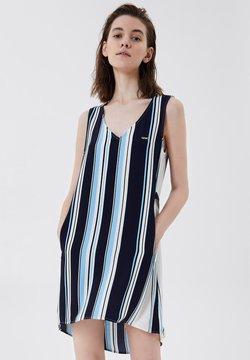 Liu Jo Jeans - Freizeitkleid - stripes/blue
