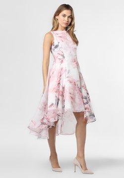 Apriori - Cocktailkleid/festliches Kleid - weiß rosa