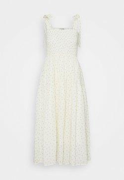 Soaked in Luxury - DANDY DRESS - Hverdagskjoler - off white