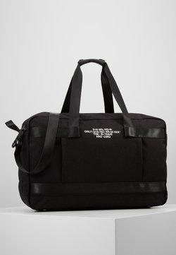 Diesel - URBHANITY SOLIGO TRAVEL BAG - Bolsa de fin de semana - black