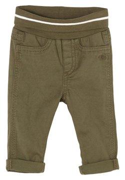 s.Oliver - Straight leg jeans - khaki