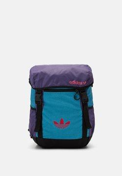 adidas Originals - TOPLOADER UNISEX - Reppu - teal/purple