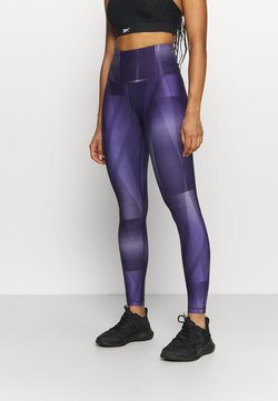 Reebok - LUX  - Tights - purple