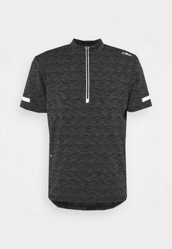 CMP - MAN BIKE - T-Shirt print - nero