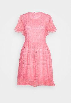 Tommy Hilfiger - PECHE DRESS  - Vestido de cóctel - pink grapefruit