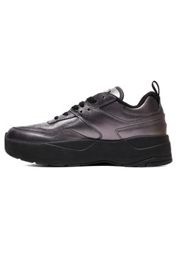 DC Shoes - Sneakers laag - metallic anthracite