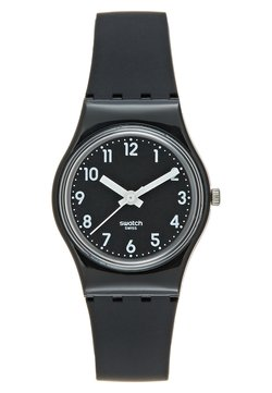 Swatch - LADY BLACK SINGLE - Montre - black
