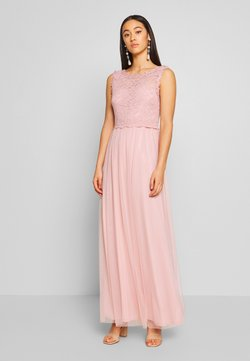 Vila - VILYNNEA MAXI DRESS - Ballkleid - pale mauve