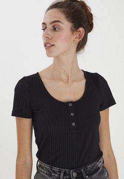 ICHI - IHROOHI - T-Shirt print - black