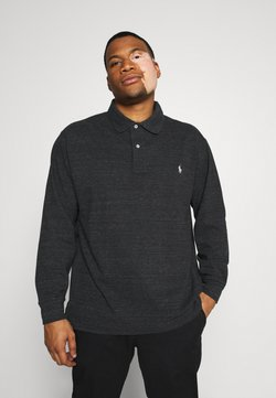 Polo Ralph Lauren Big & Tall - BASIC - Poloshirt - black marl heather