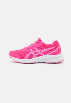 ASICS - JOLT 3 - Laufschuh Neutral - pink glo/dragon fruit