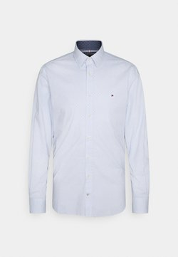 Tommy Hilfiger - MINI ALL OVER PRINT SHIRT - Hemd - white/light blue