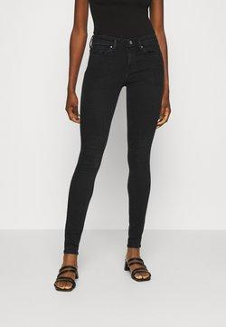 ONLY - ONLSHAPE LIFE REG SKINNY - Jeans Skinny Fit - black