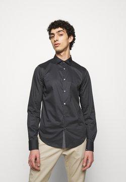 Emporio Armani - SHIRT - Camicia elegante - anthracite