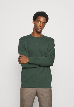 Selected Homme - SLHJASON CREW NECK - Bluza - sycamore