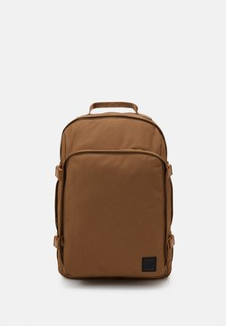 Samsøe Samsøe - BERKOFF BACKPACK  - Reppu - bronze brown