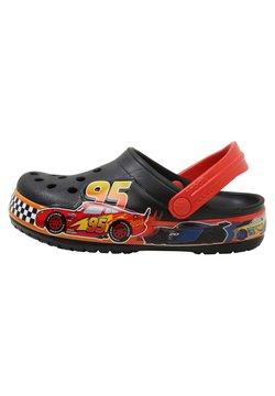 Crocs - FUN LAB DISNEY AND PIXAR CARS  - Badslippers - black