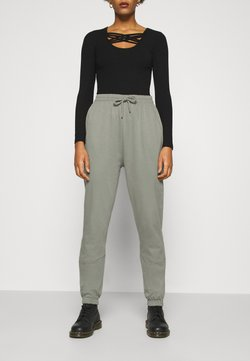 Nly by Nelly - PERFECT PANTS - Jogginghose - gray