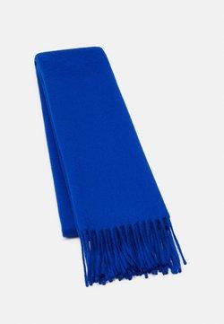 Johnstons of Elgin - PLAIN SCARF - Écharpe - bright blue